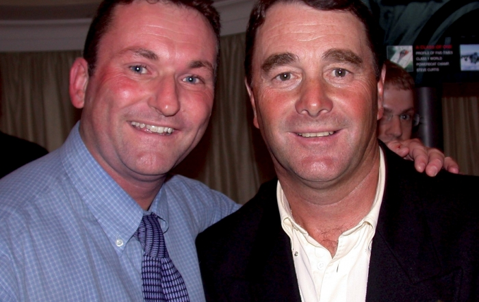 NIGEL MANSELL AND ME