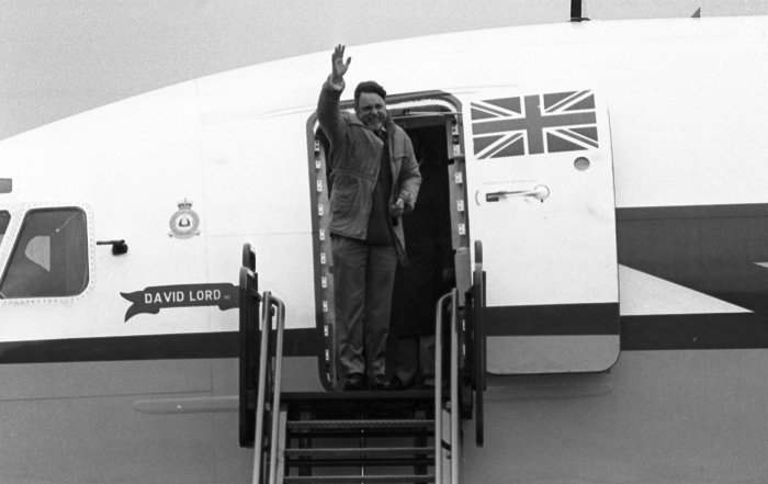 TERRY WAITE LANDS